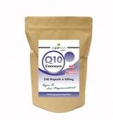 8 Monatspackung SUPERKOST Coenzym Q10 - CoQ10 - 240 Kapseln mit je 100mg pro KAPSEL HOCHDOSIERT ohne Magnesiumstearat, transparente Kapselhülle, vegetarisch - 1