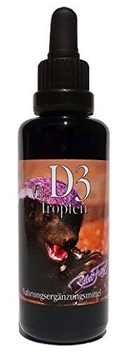 Robert Franz Vitamin D 3 Tropfen, 50 ml - 1